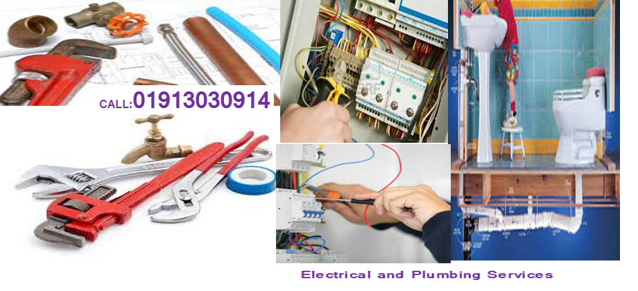 Electrical and Plumbing Services